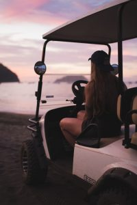 Gas versus Electric Golf Carts - My Golf Cart Review