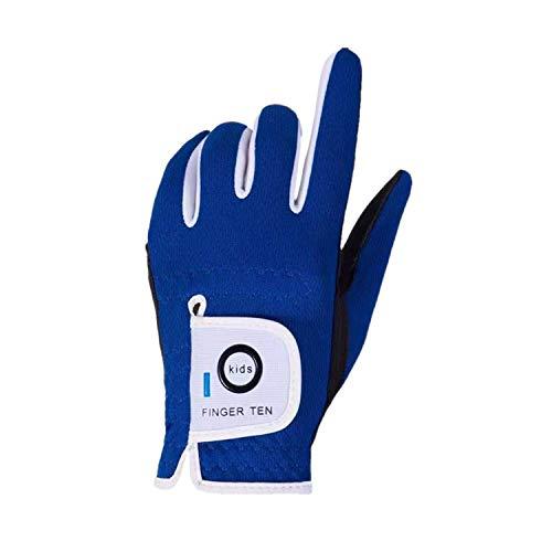 Junior Kids Golfing Gloves From Finger Ten