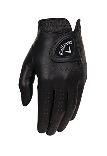OptiColor Leather Golfing Gloves for men From Callaway