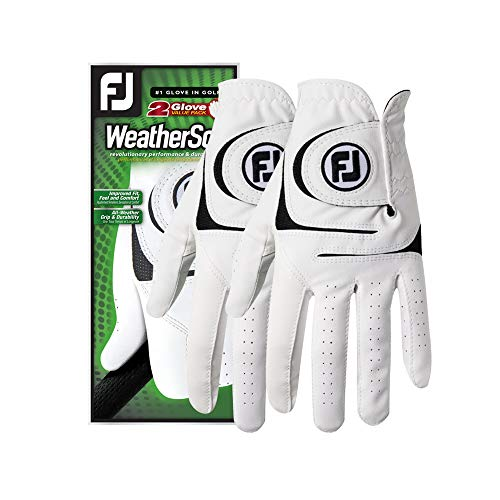 WeatherSof Golfing Gloves for men From FootJoy