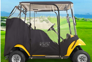 Best golf cart enclosure - My Golf Cart Review